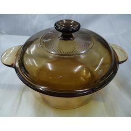 庫存出清,僅此一個【康寧】《CORELLE》適用黑晶爐、多種加熱工具晶彩透明雙耳淺鍋