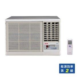 超級商店……萬士益MAXE 4坪二級能粍定頻右吹窗機冷氣 MH~2012F