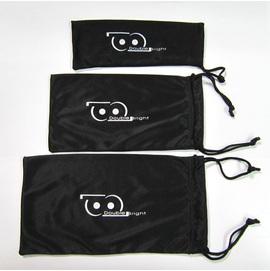 外銷歐、美、澳洲及韓國~~高 超細纖維眼鏡袋^(小 中 大^)可當手機袋、萬用袋及收納袋^