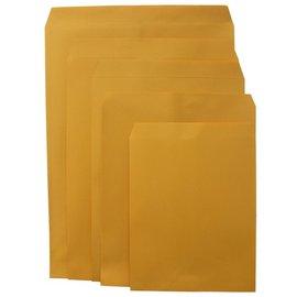小黃牛皮公文封 小 公文封 一小包100個入^~定200^~ 23cm x 19cm