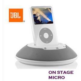 美國JBL ON STAGE MICRO 攜帶式高音質喇叭[英大公司]