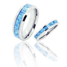 ~ SilverFly銀火蟲銀飾 ~VASSELI鎢金對戒~蔚藍海岸~徜徉在蔚藍海的沁涼