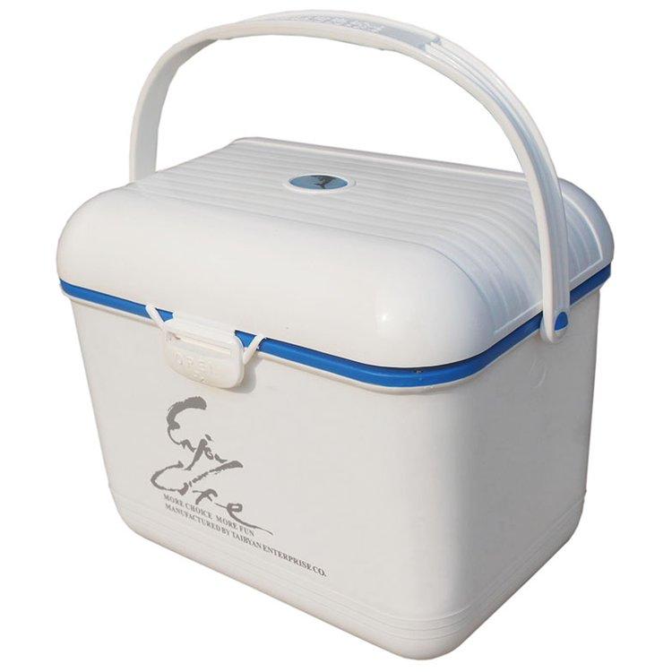 ◎百有釣具◎台灣製造冰寶 TH-050 活餌冰箱~冰桶 5升 養殖活餌專用,手提輕巧方便提攜 不占空間