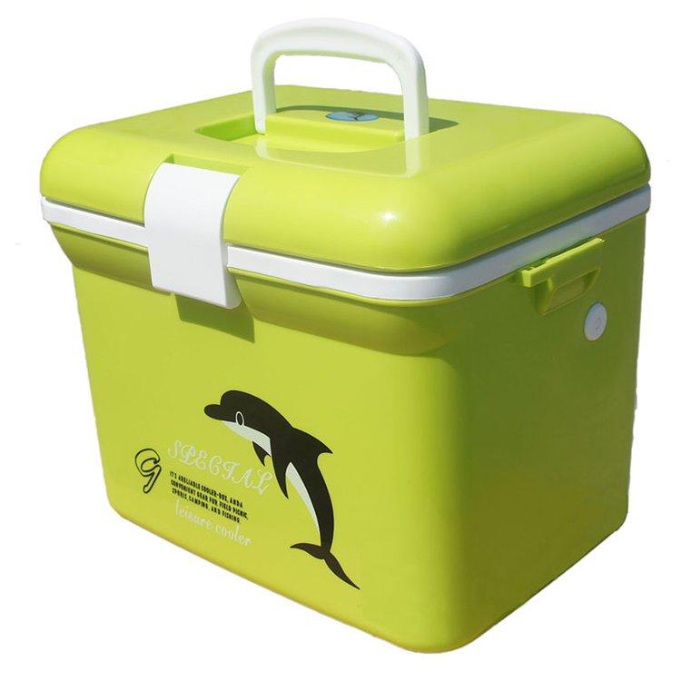◎百有釣具◎冰寶系列 TH-090冰箱~冰桶 9升~最適合中小家庭戶外休閒活動