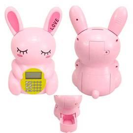 LOVE兔 迷你ATM語音提款機/密碼存錢筒◇/自動提款機