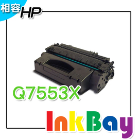 HP Q7553X ^(高容量^) 一支環保碳粉匣, :HP LaserJet P2015