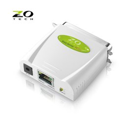 ~可 取貨~ZO TECH 零壹科技 PA101 PA~101 高速平行埠印表機伺服器