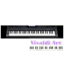 !卡西歐9.8成新CTK~5888電子琴 電鋼琴展示機 附滑音輪譜腳架附爵士教學CD VC