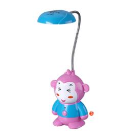 樂天猴 17LED充電式檯燈,無電線,方便帶著走~◇/二段式造型USB充電式檯燈/護眼台燈/護眼檯燈/緊急照明燈