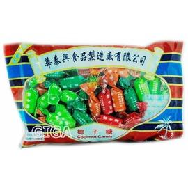 【吉嘉食品】香港華泰興椰子糖(原味)/320g.每包320公克99元{4892788000015:1}