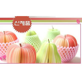 創意水果造型便條紙/柳橙/香吉士/西瓜便條紙◇/水果便籤紙水果便條紙