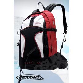 【義大利 FERRINO】輕量化省力-30L .流行小背包.自助旅行.登山背包.健行背包#75119-紅