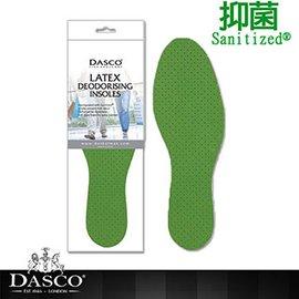 ~鞋之潔~英國伯爵DASCO 6033清新除臭鞋墊 散發清新香味 Sanitized專利除