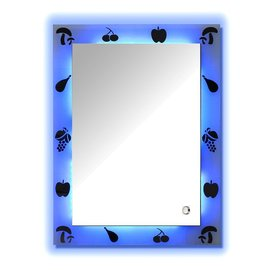 【yapin小舖】衛浴防霧化妝鏡.觸控式防霧鏡.防霧鏡.除霧鏡.衛浴鏡.浴室鏡子