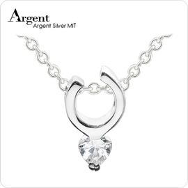~ SilverFly銀火蟲銀飾 ~~ARGENT銀飾~星座系列~金牛座~純銀項鍊