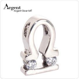 ~ SilverFly銀火蟲銀飾 ~ARGENT 星座系列–天秤座 純銀項鍊