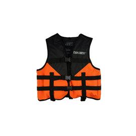 EP7329台灣製高密度EVA兒童浮力衣(救生衣含有跨帶)幼童游泳浮淺必備