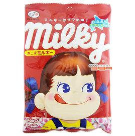 【吉嘉食品】不二家牛奶糖袋(120g)鋸齒包.每包120公克75元{4902555111025:1}