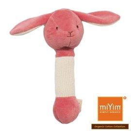 【安琪兒】美國【miYim】有  機棉吉拿棒-邦妮兔兔