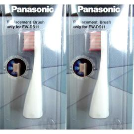 【國際牌】《PANASONIC》台灣松下◆EW-DS11 電動牙刷◆專用刷頭◆1組2入裝