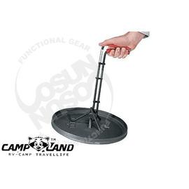【CAMP-LAND】安全鍋蓋舉升鉗(荷蘭鍋掀鍋把手).鑄鐵鍋具.野外廚房專家【MAGIC】RV-IRON003