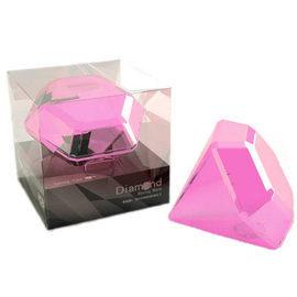 創意糖果色 鑽石造型個性儲物罐/存錢筒/糖果罐◇/創意糖果個性鑽石多用存錢罐存錢筒