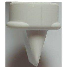 貝親吸乳器配件~新款乳汁閥門(P02040)
