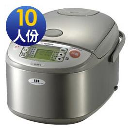 【宜蘭電器城】象印IH黑金剛10電子鍋 NP-HBF18