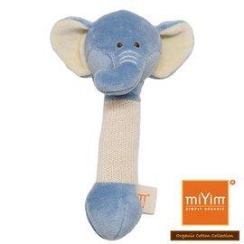【安琪兒】美國【miYim】有  機棉吉拿棒-芬恩象象