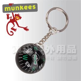 ~Munkees~指南針鑰匙圈還有各種快鉤環 救命丸 溫度計 開瓶器 口哨~滿額送好禮~K