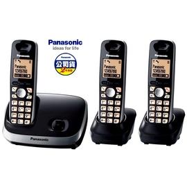 【國際牌】《PANASONIC》台灣松下◆三子機無線電話機◆KX-TG6513/KXTG6513