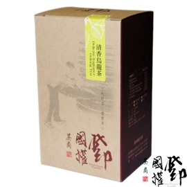 〔鄧國權茶園〕清香烏龍茶
