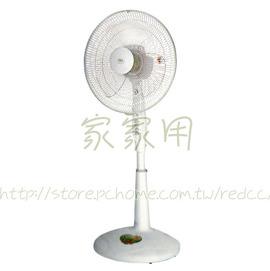 宏興立式電風扇14吋 1428A  馬達5年保證、 台灣製造