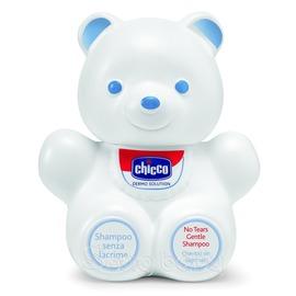 義大利CHICCO 嬰兒洗髮精300ML-熊型(溫和不流淚配方)