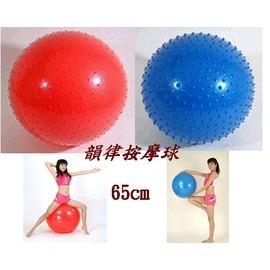 [奇寧寶kilinpo] 台灣製~美速樂健身球/瑜珈球/感覺統合球/韻律球/按摩球65cm