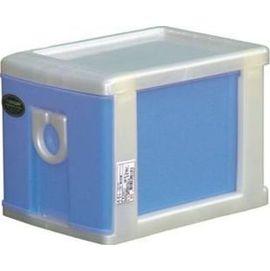 聯府 CD101小物一層收納櫃 藍灰 ^(1層櫃^) ^(抽屜櫃 衣櫃 整理箱 整理櫃 收