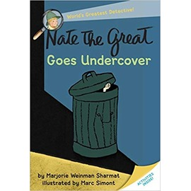 ~NATE THE GREAT~GOES UNDERCOVER