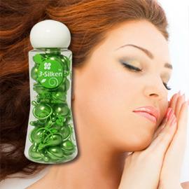 高效滲透護髮膠囊(綠茶)