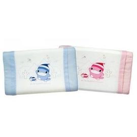酷咕鴨 KU.KU 涼感兒童枕-替換枕套(KU2043)