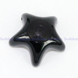 全新 迷你 攜帶型 海星造型 MP3/MP4 隨身聽用 喇叭 內建鋰電池 (28-519)