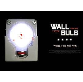 流行時尚 可掛式燈泡造型燈~燈光可調!◇/應用櫥櫃造型燈