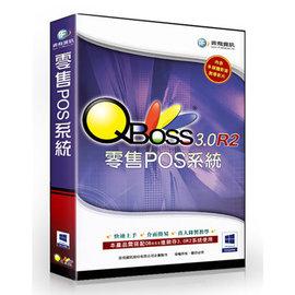 哈GAME族   ~ 可 弈飛 QBoss 零售POS系統3.0 R2 支援Win8