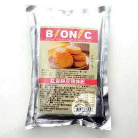【艾佳】紅豆餅預拌粉500g/盒