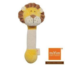 【安琪兒】美國【miYim】有  機棉吉拿棒-里歐獅子
