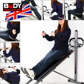 【BODY SCULPTURE】BSB-1700 十項全能舞動健身板 C016-1700 (運動器材.重量訓練機.舉重床.仰臥起坐板.便宜)