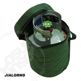 【嘉隆-JIALORNG】台灣製袋 5公斤瓦斯桶專用袋 瓦斯桶袋 三層車縫 鋼瓶可用 加厚提袋 耐磨好用 BG-004