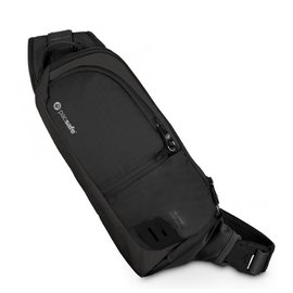 【澳洲 Pacsafe】新款 VentureSafe 150 GII 多功能防盜側背包.RFID防盜護照包.斜背包.貼身胸前包.防割破.防竊合金鋼繩 PA028