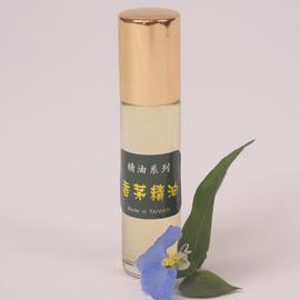 頂級純天然香茅精油10ml(滾珠瓶) 將香茅油沿門、窗、牆角邊噴灑,可防蚊蟲.蟑螂.螞蟻入內