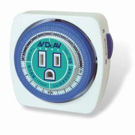 免運費 聖岡24小時多段定時器 TM-306D 最大負載1750W  AC:110V