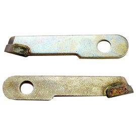 鎢鋼刀刃★矽酸鈣板自由錐專用★一組二入